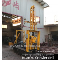 Hydraulic Crawler Drilling Rigs