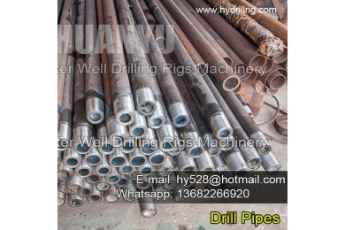 Drill Pipes and Core tubes Drill Rod